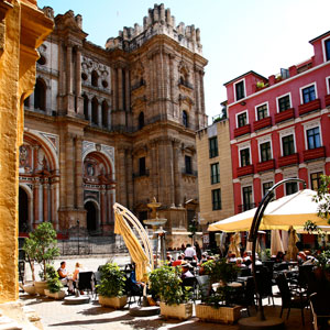 vluchten Malaga