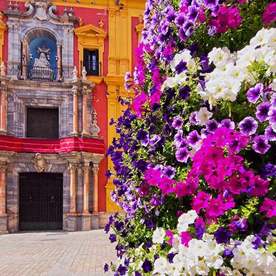 Malaga vakantie