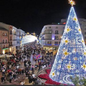 kerst Malaga