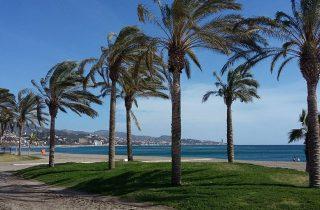 klimaat Malaga