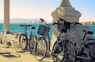 fietsen Malaga