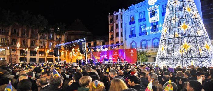 winter Malaga