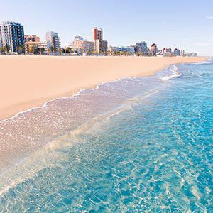 strandhotels Málaga