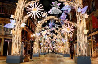 Kerstshow Málaga 2019