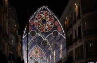 Málaga kerst 2020